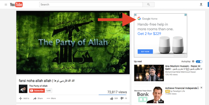 google-cant-keep-own-ads-off-hizbollah-channel