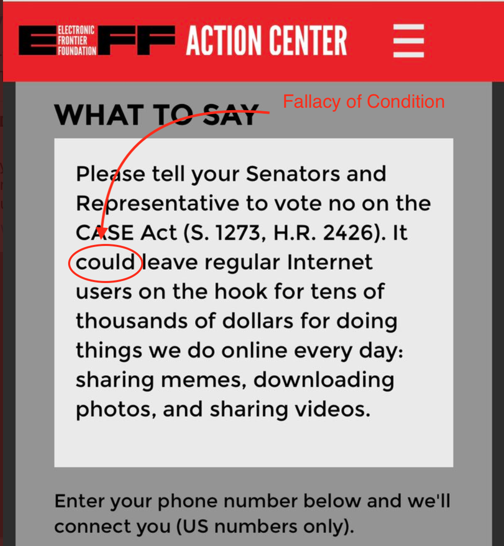 EFF Phone2Action